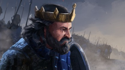 Artwork aus Total War Saga: Thrones of Britannia