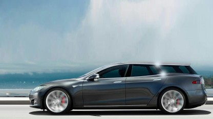 QWEST Tesla Model S Kombi