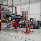 Montagewerk in Tilburg: Wo Tesla seine E-Autos für Europa produziert