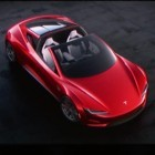Elektrosportwagen: Tesla Roadster 2 soll mehr als 1.000 km weit kommen
