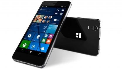 Windows-Smartphones sind nicht tot - Trekstor Winphone auf Indiegogo