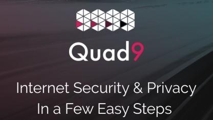 Quad9 ist ein öffentlicher DNS-Dienst mit Unterstützung von IBM und PCH.