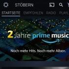 Musikstreaming: Amazon Music für Android unterstützt Google Cast
