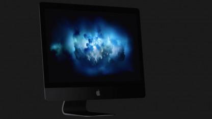 Der neue iMac Pro soll eine neue High-End-Workstation haben.