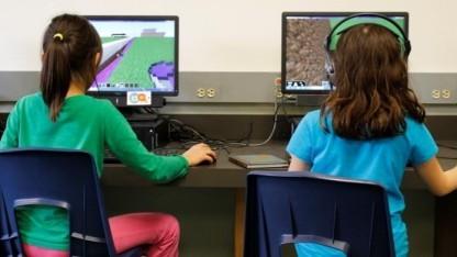 Minecraft Education Edition Wenn Schüler Richtig Ranklotzen Golemde - Minecraft spielen lernen