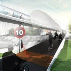 BMW-Konzept Vision E3 Way: Das Zweirad hebt ab