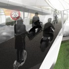 Die Woche im Video: Zweiräder heben ab und ein Luftschiff kommt runter