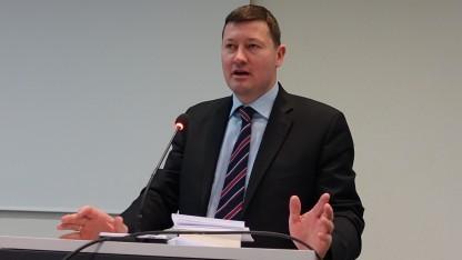 Warnt vor einer Verzögerung bei der ePrivacy-Verordnung: Martin Selmayr