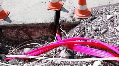 Telekom-Netzausbau