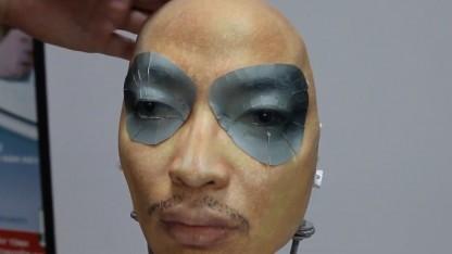Version 2 der Maske