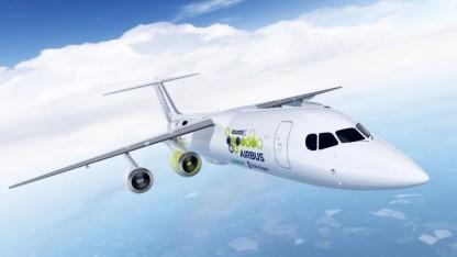 Hybridflugzeug E-Fan X: neues Zeitalter der Luftfahrt