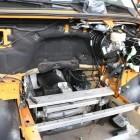 Umrüstung: Wie der Elektromotor in den Diesel-Lkw kommt