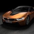 Cabrio als Plug-in-Hybrid: Neuer BMW i8 Roadster fährt 53 km elektrisch