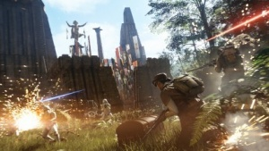 Star Wars Battlefront 2 erscheint am 17. November 2017.