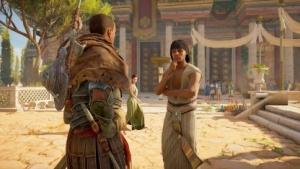 Auch die Mikrotransaktionen in Assassin's Creed Origins werden kritisiert.