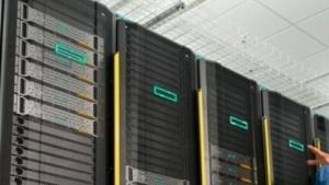 Für Big Data werden meist große Speicher- und Rechenkapazitäten benötigt (Bild: HPE, Big Data
