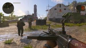 Der Multiplayermodus von Call of Duty WW2 hat derzeit technische Probleme.
