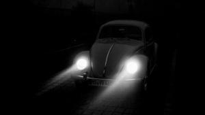 VW - Nightrider (Ausschnitt vom Original)