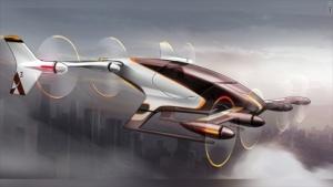 Lufttaxi Vahana: 2020 serienreif
