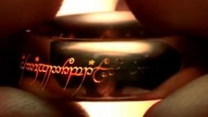 Der eine Ring - in Die Gefährten