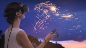 Mixed Reality funktioniert jetzt auch mit Steam VR - zumindest als Preview.