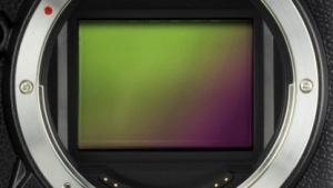 Fujifilm GFX 50S  mit Sony IMX161