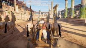 Auch der kommerzielle Erfolg von Assassin's Creed Origins dürfte Ubisoft im Kampf gegen Vivendi helfen.