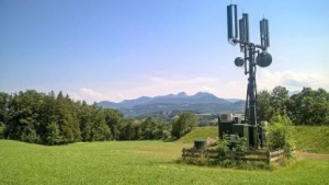 Ausbau des Mobilfunks auf dem Lande