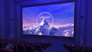 Das virtuelle Kino von Bigscreen feiert seine Premiere mit Top Gun 3D.
