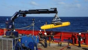 Tauchroboter Bluefin 21 (bei der Suche nach einem Flugzeug der Malaysia Airlines): Suchgebiet auf 90 Quadratkilometer eingegrenzt