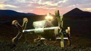 DFKI-Roboter Asguard IV im Lavafeld: Wie groß ist die Höhle? Ist sie einsturzgefährdet?