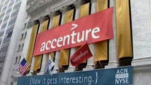 Accenture will im Cloudgeschäft groß mitmischen.