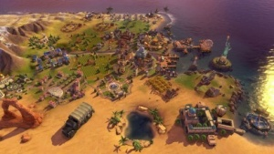 Die Erweiterung Rise and Fall für Civilization 6 soll die Geschichte dynamischer ablaufen lassen.
