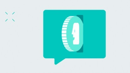 Das Logo für den In-Skill-Kauf von Amazons Alexa.