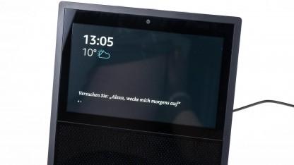 Auch den Echo Show sieht Amazon als Gerät fürs Büro.