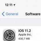 iOS 11.2: Am 2. Dezember drohen Absturzprobleme bei einigen iPhones