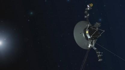 Voyager 1 (Symbolbild): Leben der Sonde um zwei bis drei Jahre verlängert