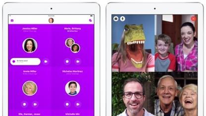 ROUNDUP/'Messenger Kids': Facebook bringt Chat-App für Kinder heraus