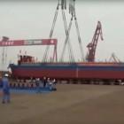 Elektromobilität: China baut Frachtschiff mit Elektroantrieb