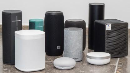 Smarte Lautsprecher mit Alexa und Google Assistant im Test