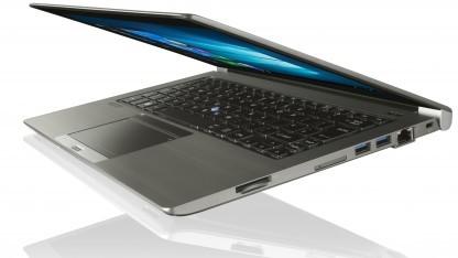 Das Portégé Z30-C wird nicht nur mit Windows 10 ausgeliefert.