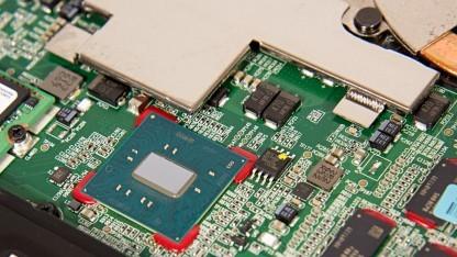 Intels ME läuft auf dem Chipsatz aktueller Intel-Platformen wie hier in einem Razor-Laptop.