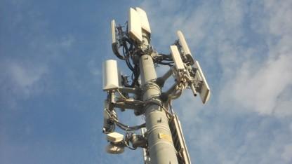 Auch der LTE-Mobilfunk hat Sicherheitsprobleme.