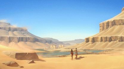 In the Valley of Gods schickt den Spieler ins Ägypten der 1920er Jahre.