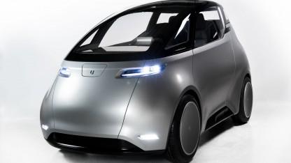 Uniti One: ohne Investor aus der Automobilindustrie entwickelt
