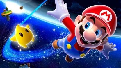 Super Mario Galaxy könnte vor Altersdemenz schützen - Spaß macht es aber auch einfach so.