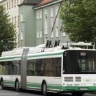 Berlin: Verkehrsbetriebe wollen Elektrobusse während der Fahrt laden
