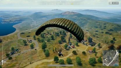 Playerunknown's Battlegrounds ist für die Xbox One erhältlich.