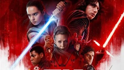 Star Wars: Die Letzten Jedi - Filmposter