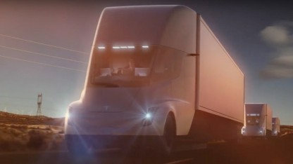 PepsiCo bestellt 100 Semi Trucks von Tesla